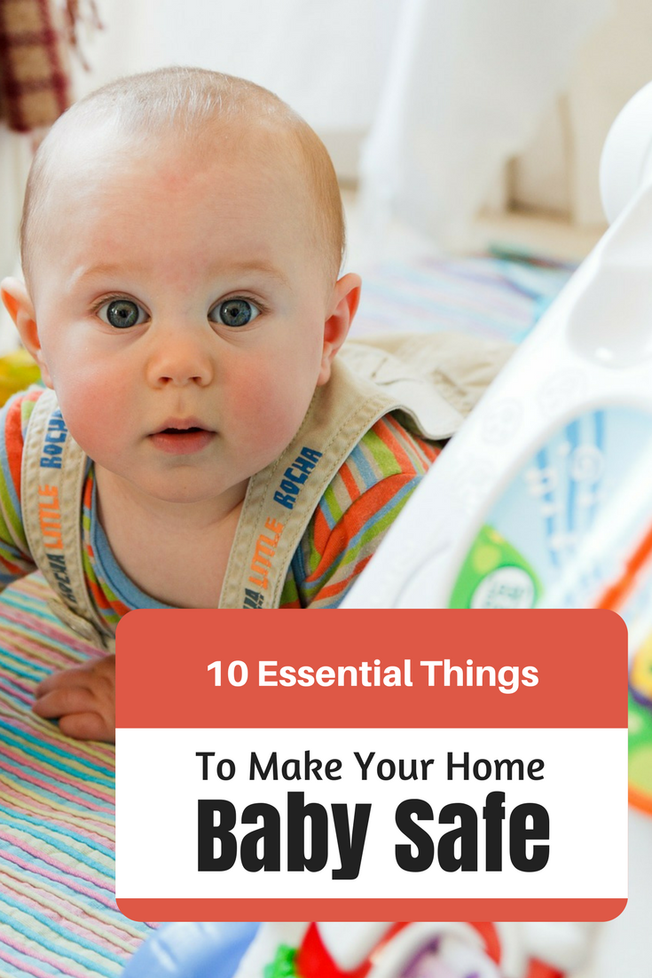 Watch Make Your Home Safe for Babies video