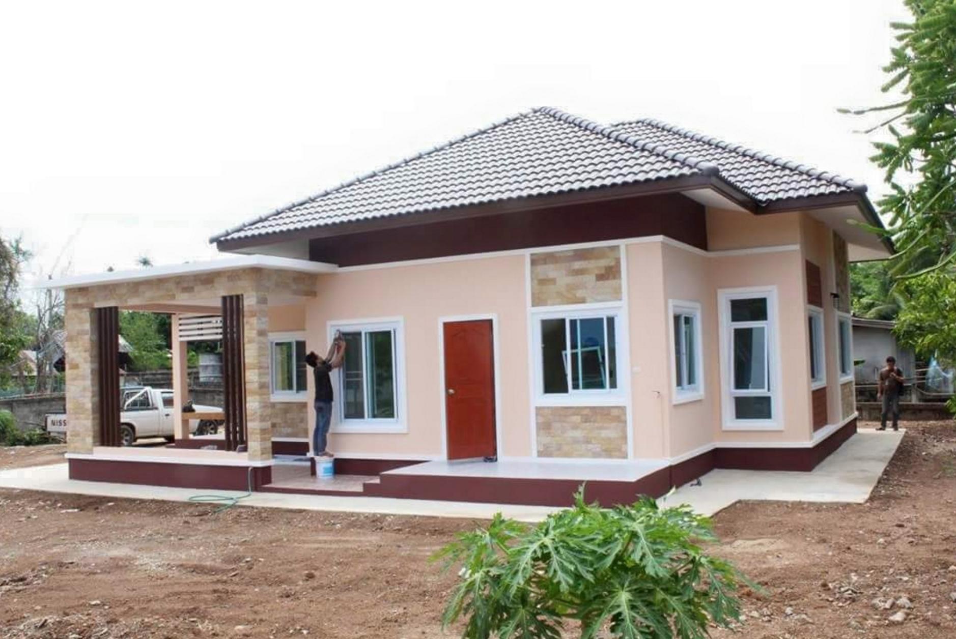 Rumah Mampu Milik Design Moden