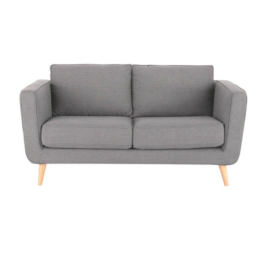 Fixed Sofas In 2020 Fabric Sofa Green Sofa Scandinavian Sofas