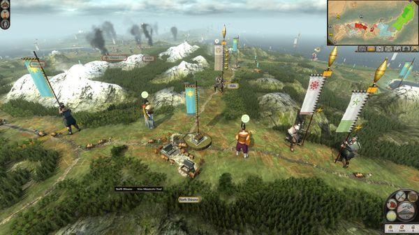 Total War Shogun 2 Rise Of The Samurai Campaign On Steam Total War Total War Shogun 2 War