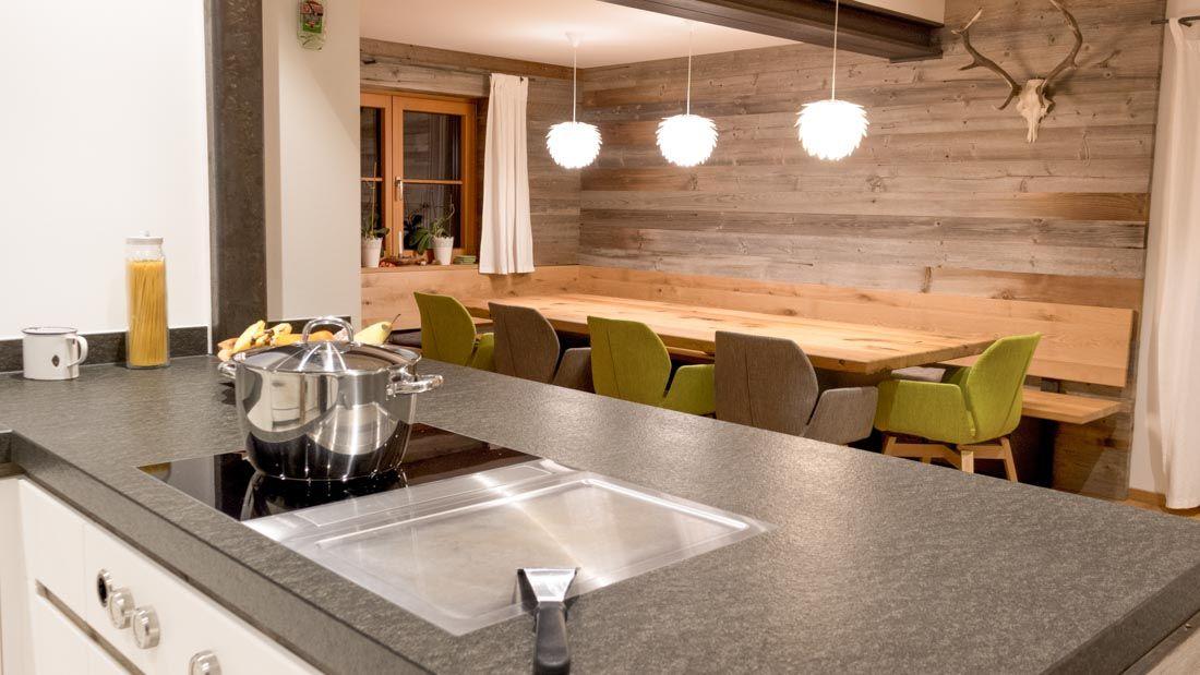 Moderne Altholzküche Bora Eckbank küche, Haus küchen