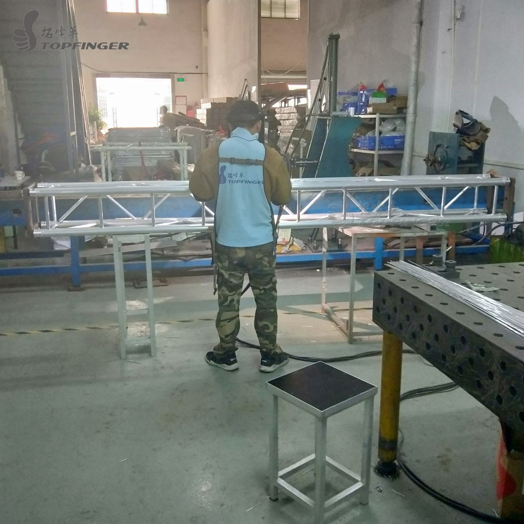 Tfr Factory Truss Welding Design Build Your Own Roof Trusses Roof Trusses Design And Construction 290x290mm Peak Roof Truss Design Welding Design Roof Trusses
