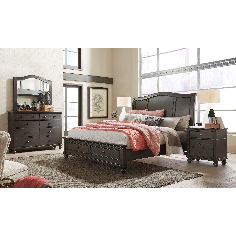 The Oxford Queen Bedroom Group By Aspenhome From Walkeru0027s Furniture. We  Proudly Serve The Spokane, Kennewick, Tri Cities, Wenatchee, Coeur Du0027Alene,  Yakima, ...