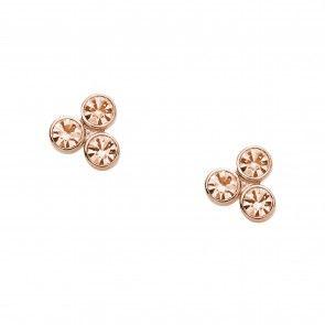 e36826bdbc9 Fossil Rose Gold Glitz dot stud earring. £25 | Fossil Jewellery from ...