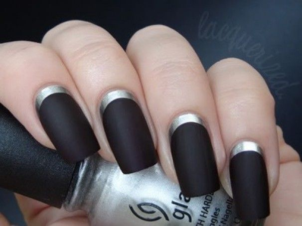 2012′s Top Manicure Trends – Black Nails | South Asian Life