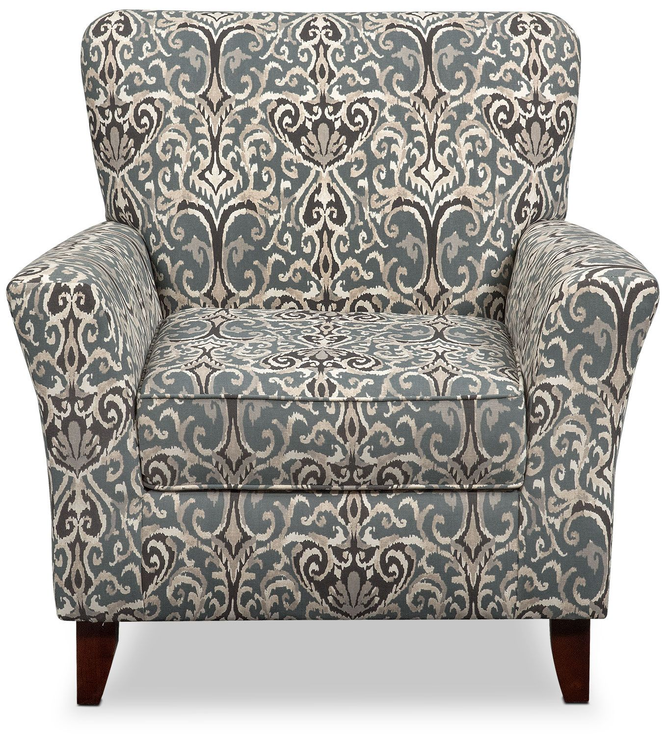 Best Carla Accent Chair In 2020 Accent Chairs Patterned Chair Living Room Color Schemes 640 x 480