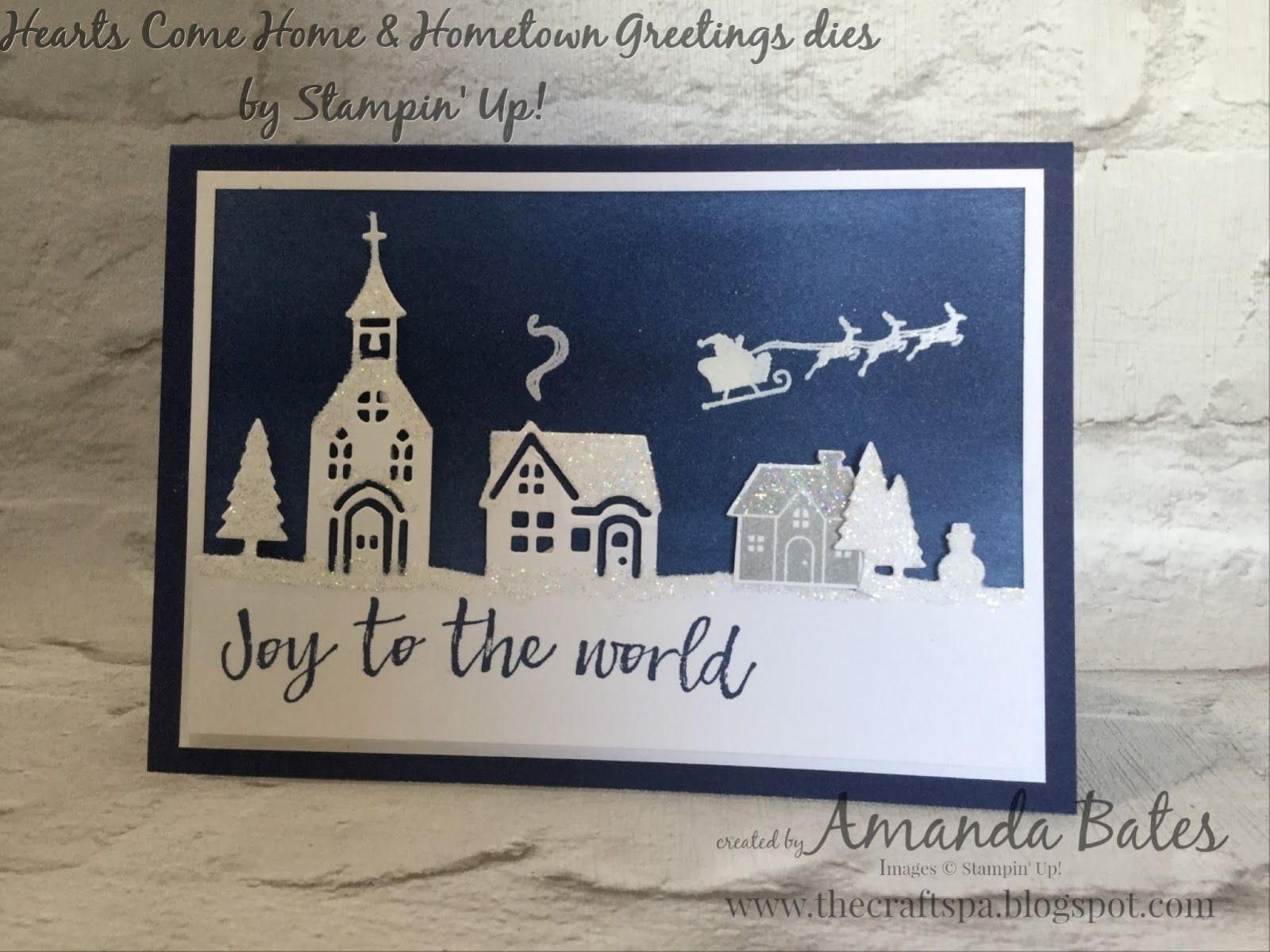 Project by amanda bates at the craft spa in the uk independent christmas 2017 kristyandbryce Choice Image