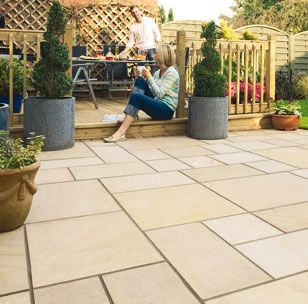 Garden Ideas Decking And Paving garden paving and decking area | garden heaven | pinterest