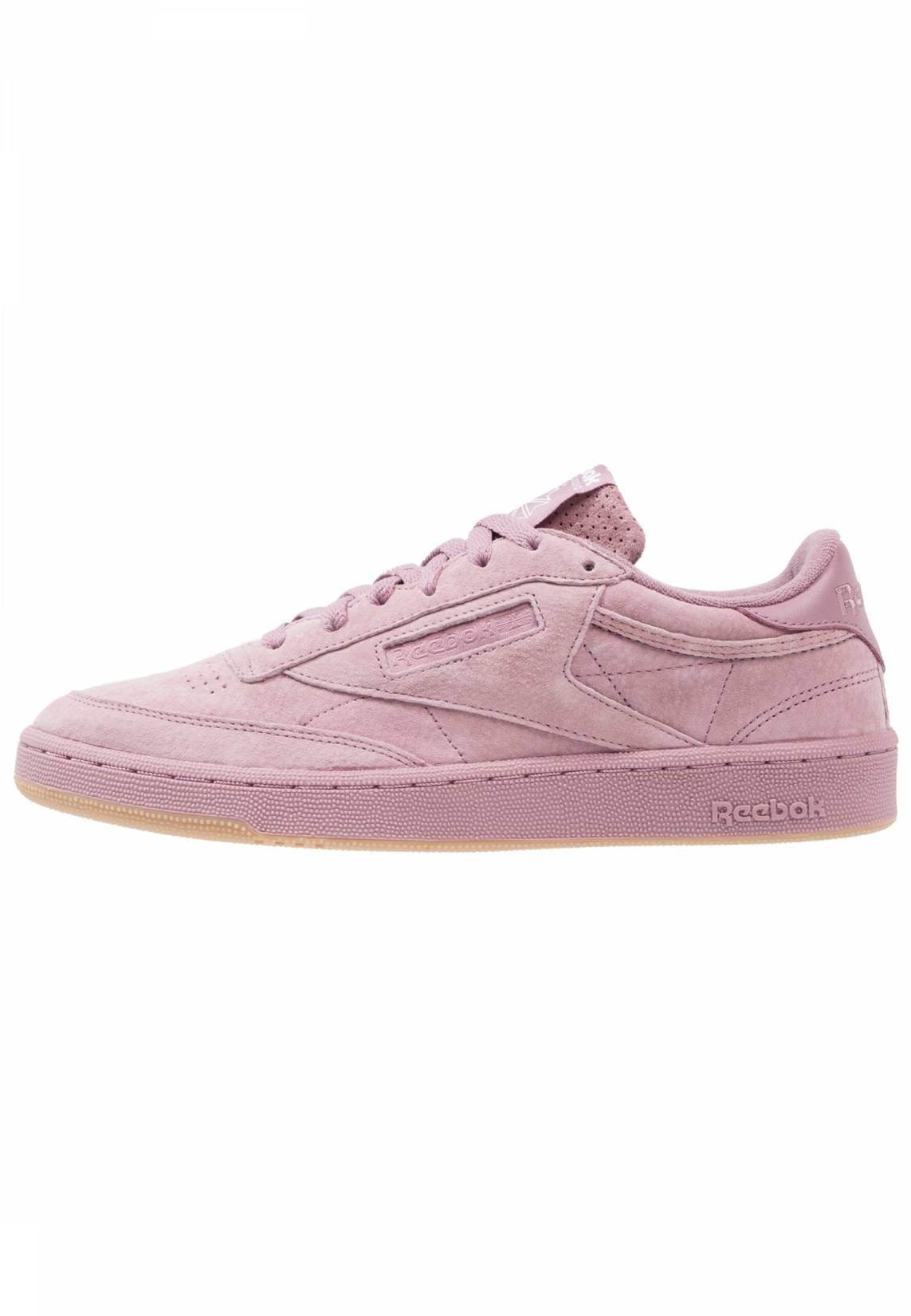 Reebok Classic. CLUB C 85 SG - Sneakers laag - smoky orchid white ... be8476e11