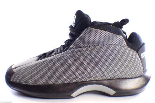 size 40 906b1 2eb1b Adidas Crazy 1 Kobe Bryant Playoff Mesh Basketball Shoes Size 8