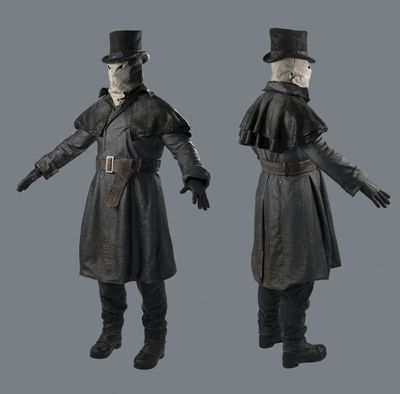 Assassin's Creed Syndicate Cosplay -- Jack the Ripper