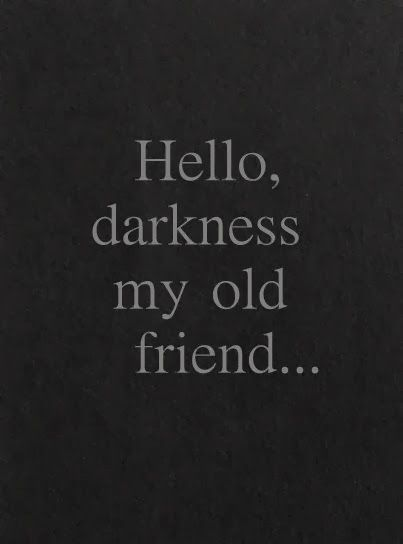 Sometimes Fraya does just get called darkness. It's weird but that was her name for a while before she started to get called Fraya