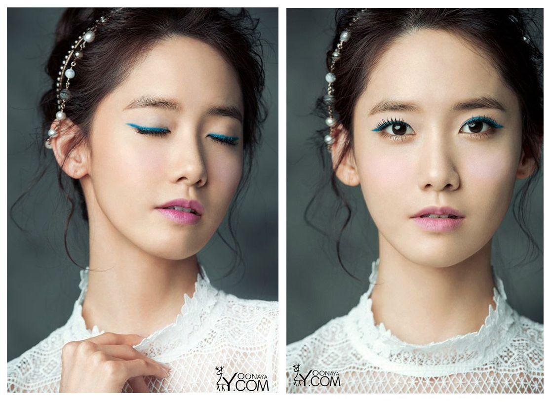 Yoona Is An Elegant Lady For Elle China Elegant Woman Make Up Yoona
