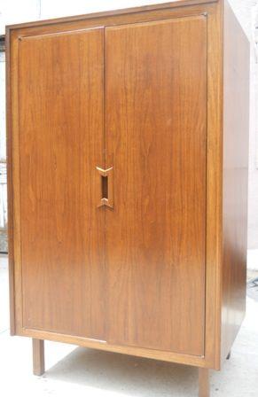 Walnut Gentleman's Closet - $180 in West Wash Park ...