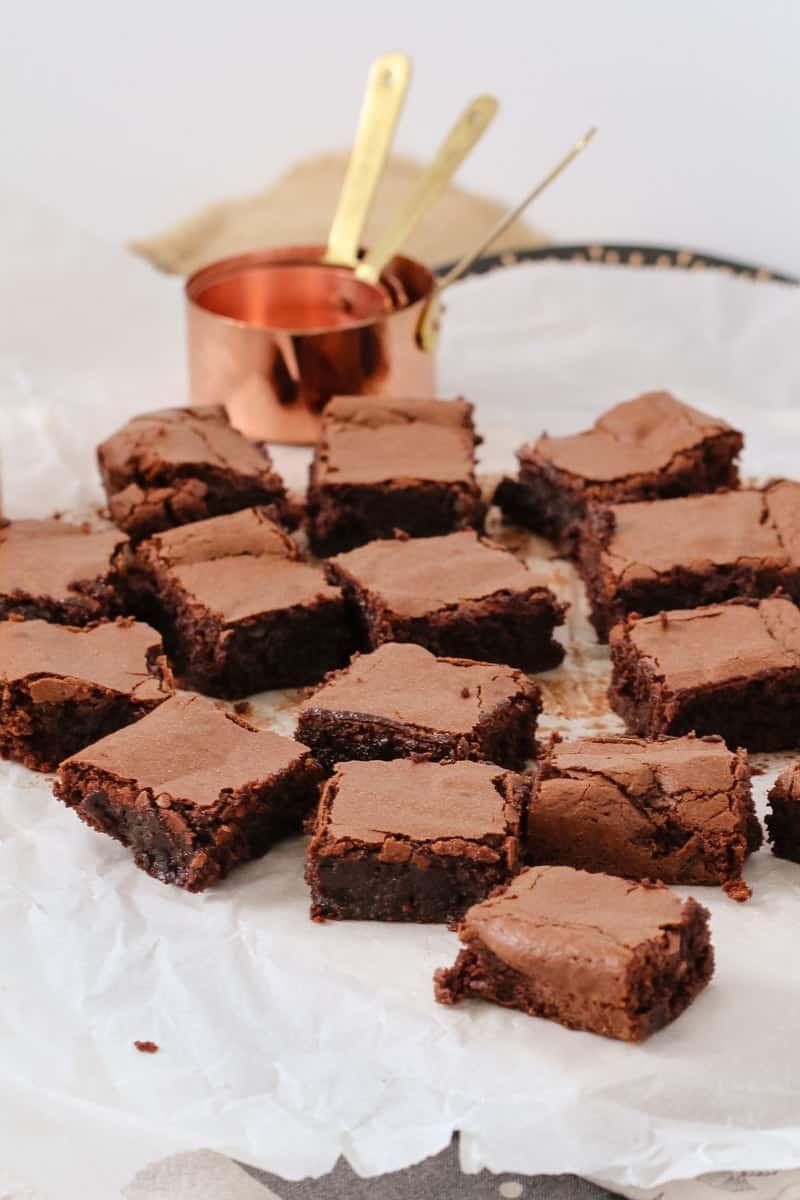 Chocolate Gluten Free Brownies