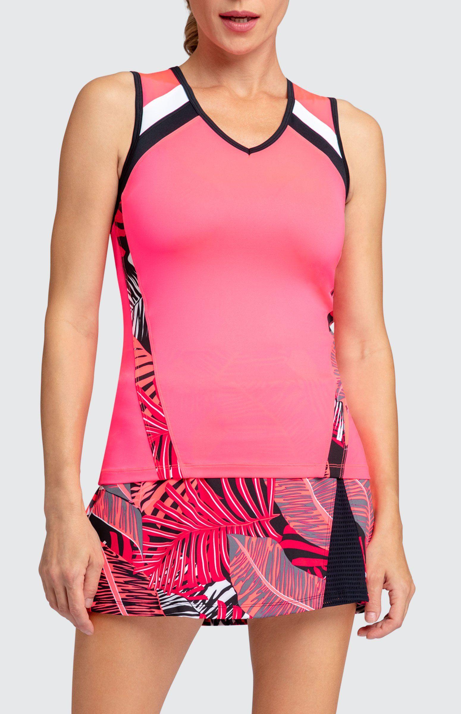 Holland Tank Tropic Sunrise For Tennis Tail Activewear Women S Tennis Fashion Apparel Womens Tennis Fashion Tail Activewear Active Wear For Women