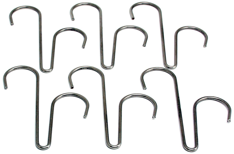 Enclume Double Level Hook, Set of 6, , Use with Pot Racks