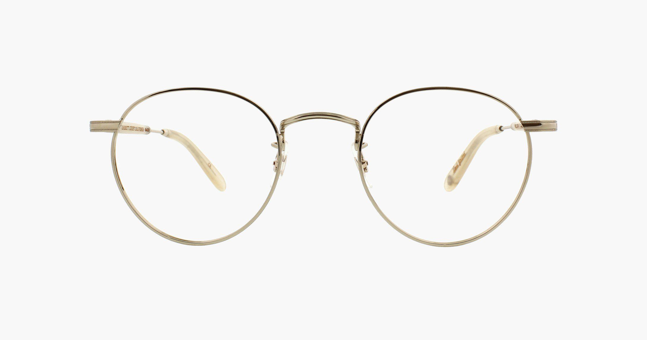 The Wilson M Round Frames Are Stripped Down Metal Frames In Silver