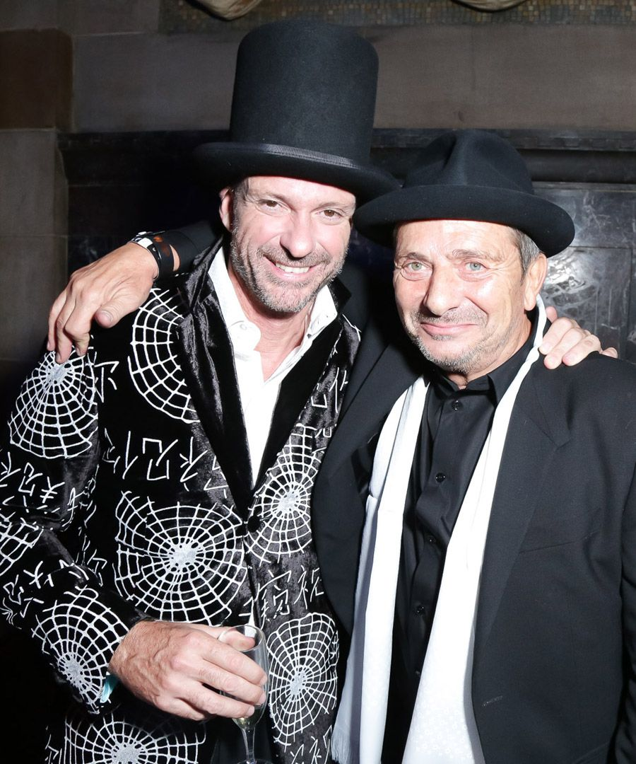 new york city landmark cipriani hosted a halloween bash to beat all other spooky soires see inside the luxurious evening dotted with international guests