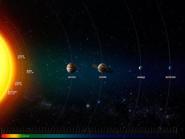 The Cosmos by David Fuhrer, via Behance