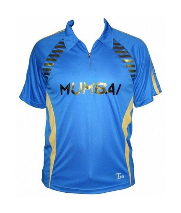 efeda964d IPL Mumbai Indian Fans Polo T-Shirts For Kids available at snapdeal for  Rs.699