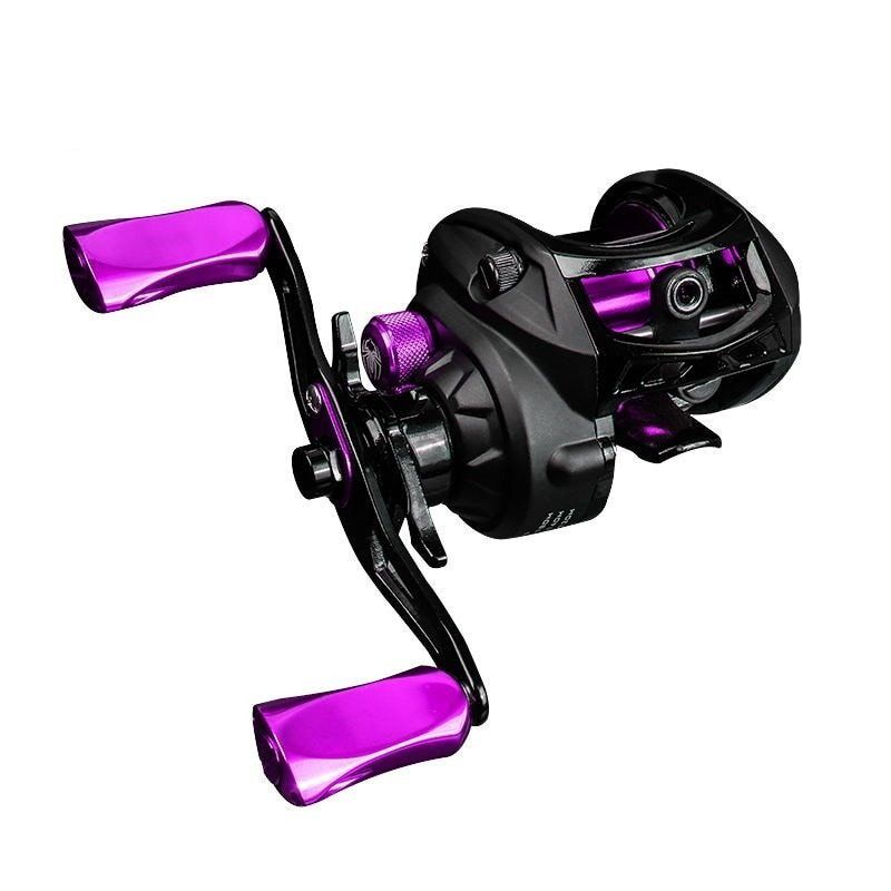 Carbon Fiber S Shape Fishing Reel Handle Replacement for Baitcasting Reels