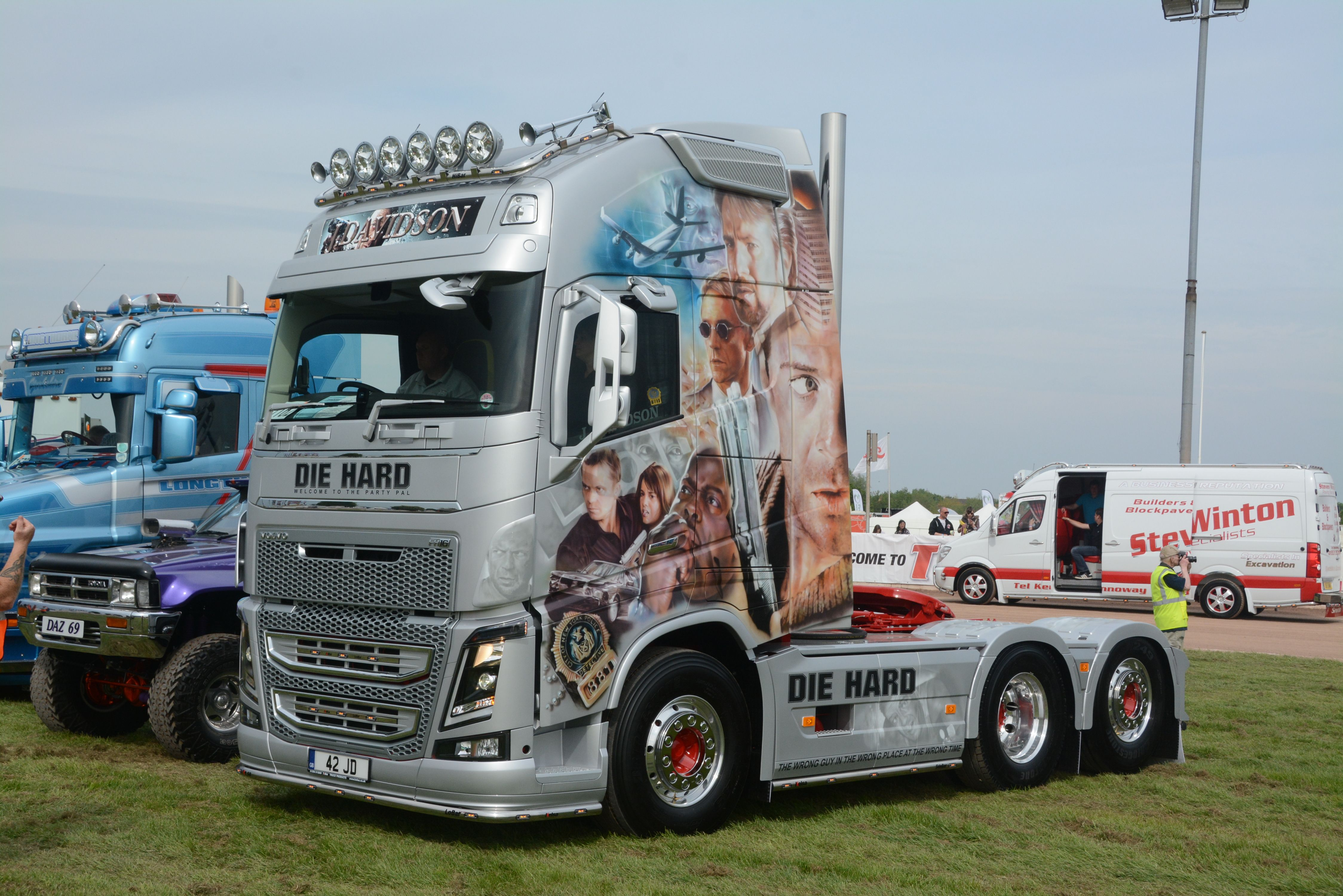 Trailers Plus Peterborough >> Inspiration for the Ultimate Custom Show at Manchester ...