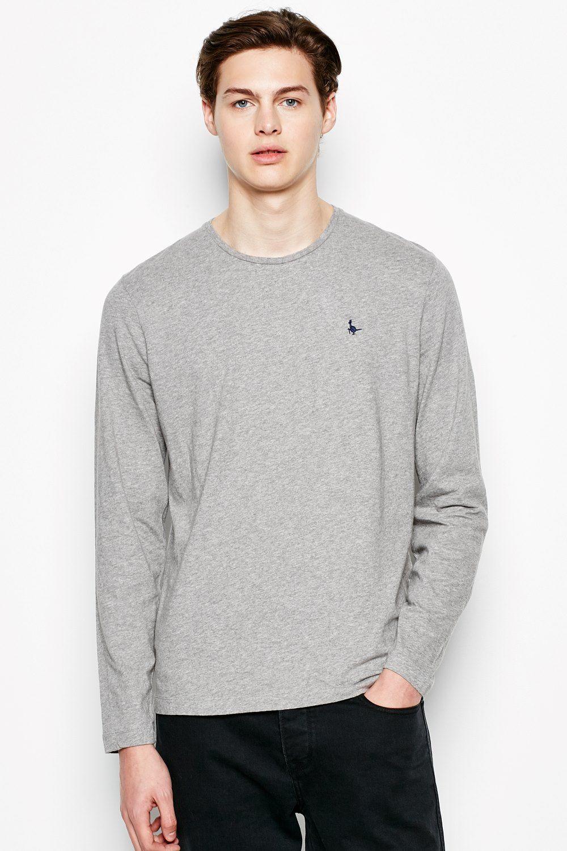 The Dunsford Basic Long Sleeve T-Shirt | Jack Wills