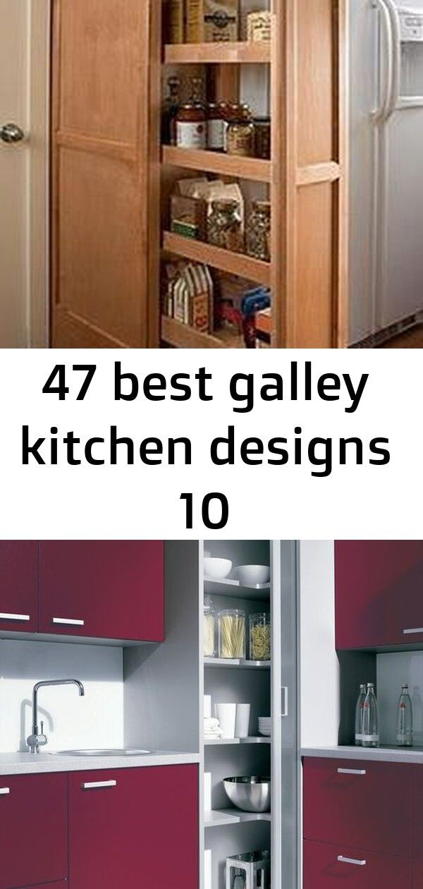 47 best galley kitchen designs 10 #ikeagalleykitchen
