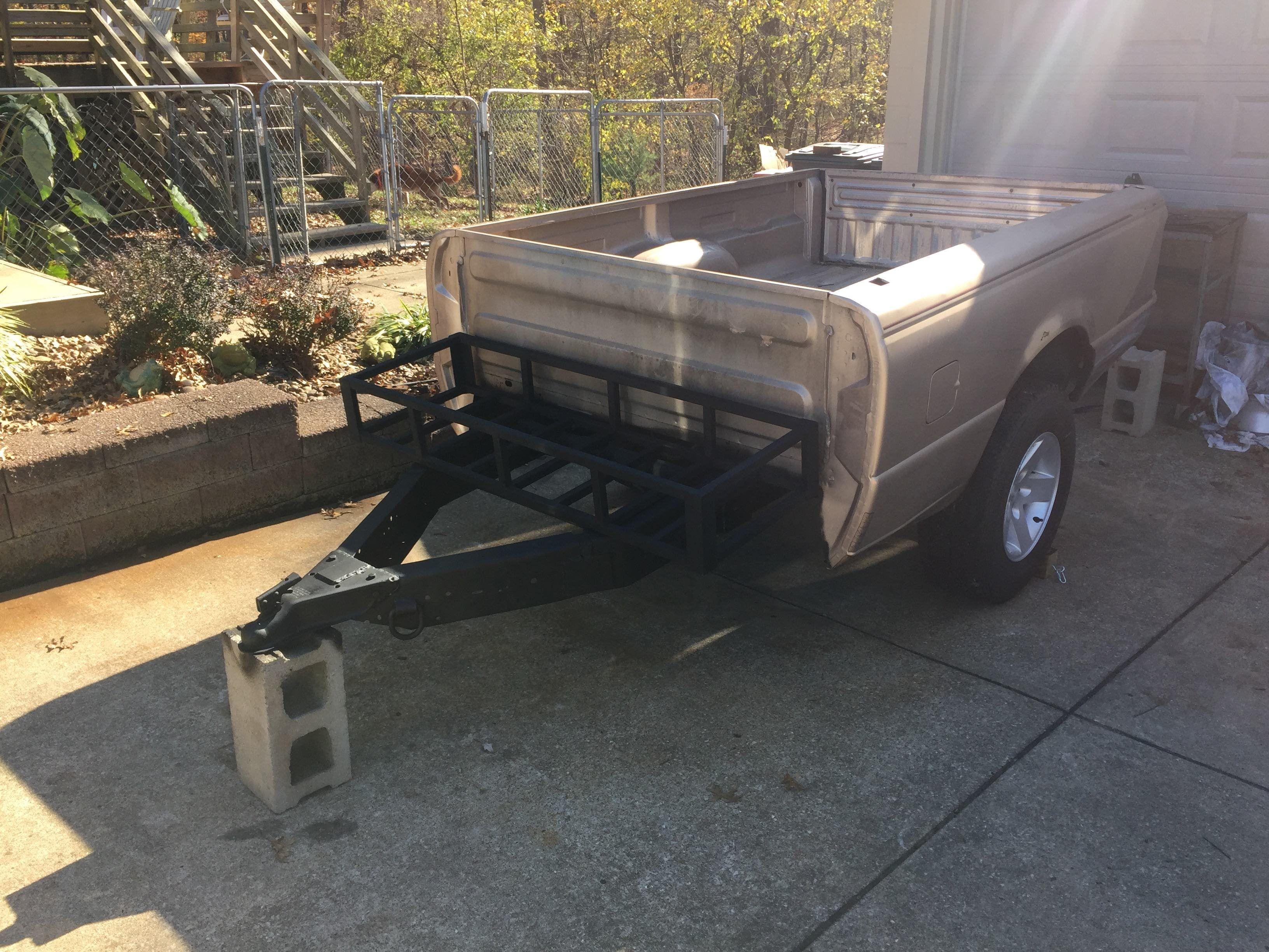 dakota beds lcf service truck frame sale bed rear sb gmc body left steel cm for