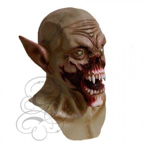 Latex Halloween Costume Overhead Hand Made Horror Vampire Zombies Masks S
