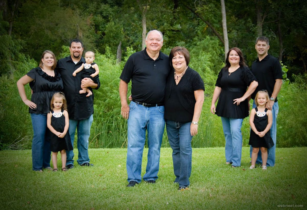 25 Beautiful Family Portrait Photography Ideas and Poses   family ...