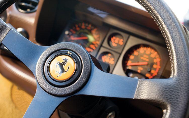 1990 Ferrari Testarossa Steering Wheel Ferrari Testarossa