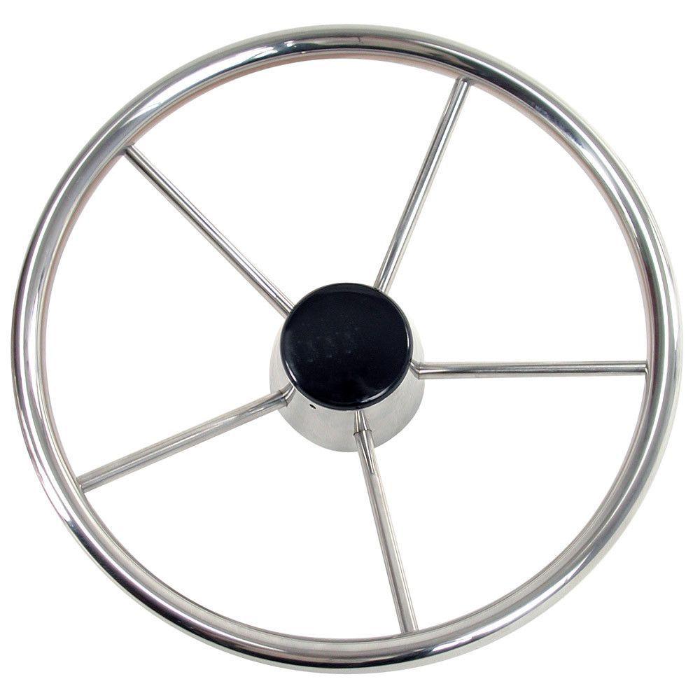 Whitecap Destroyer Steering Wheel - 15\