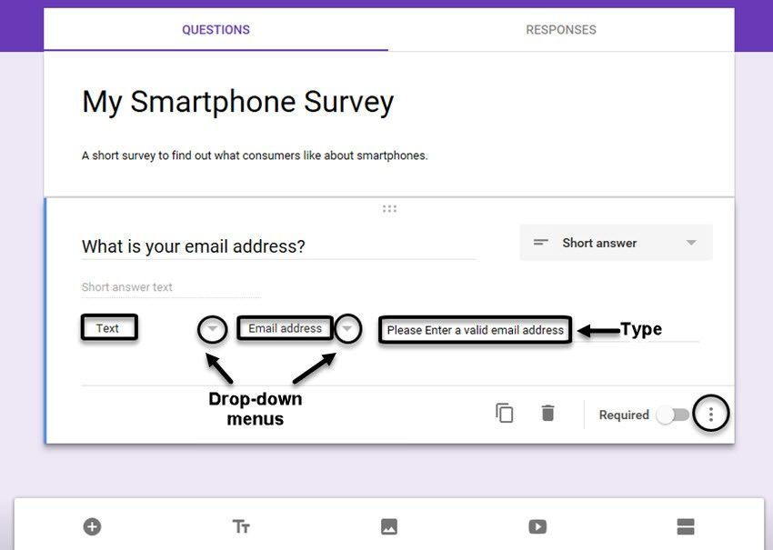 Exemple Questionnaire Google Form This Story Behind Exemple Questionnaire Google Form Will Haunt You Forever Check More At Https Swirlclinic Com 16919 Exemp Di 2020 Dengan Gambar