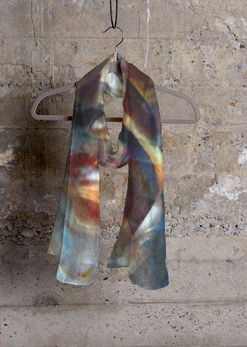 Cashmere Silk Scarf - Delicate by VIDA VIDA 0mOUeHir