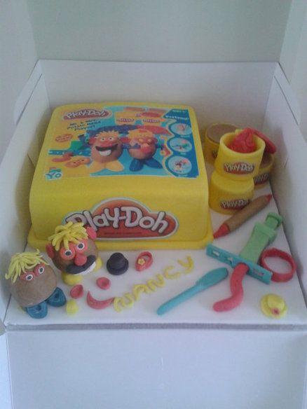 Play Doh Cake - by kimlina @ CakesDecor.com - cake ...