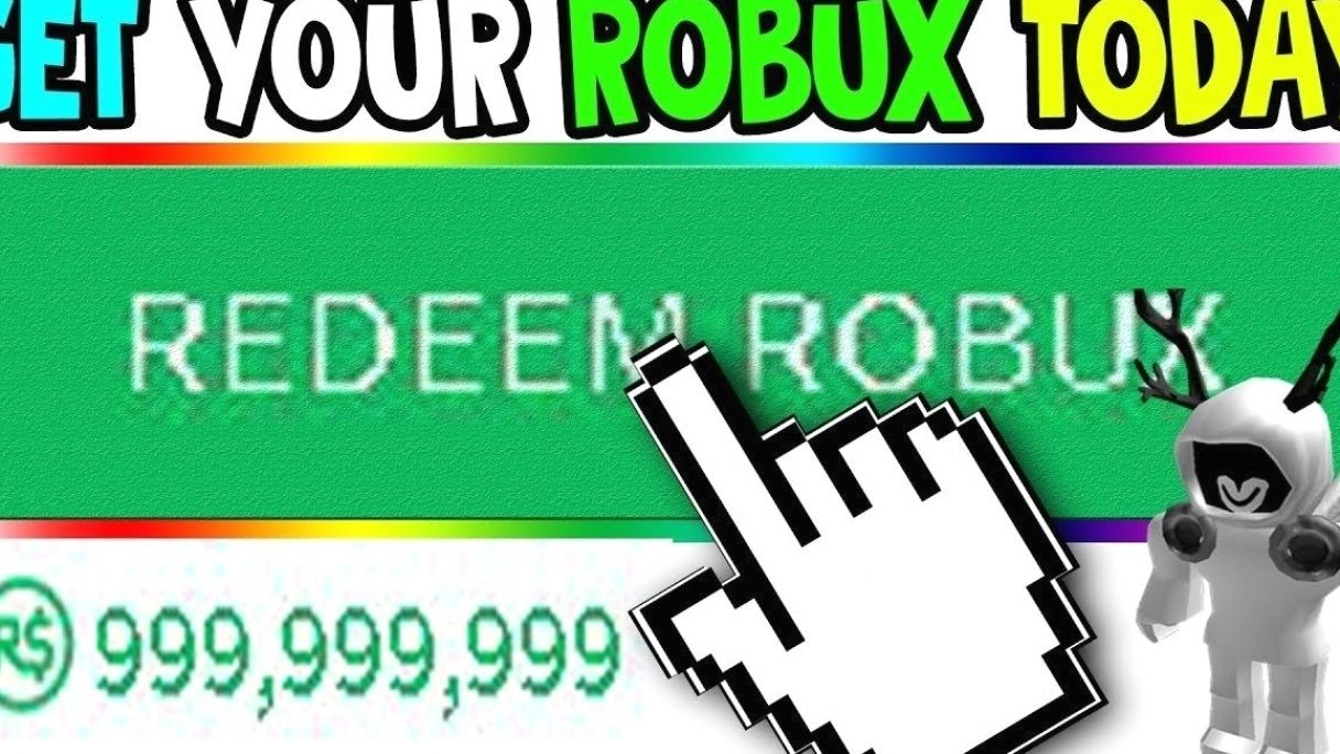Roblox Robux Generator 2018 Updated - Get Unlimited Free ...