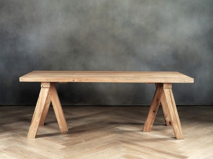 Tavoli in legno grezzo - Tavolo Travis Cargo Milano | Kitchens