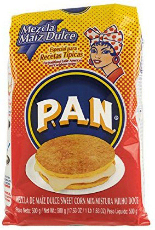 PAN Cornmeal & Flours in 2020 Sweet corn, Cornmeal