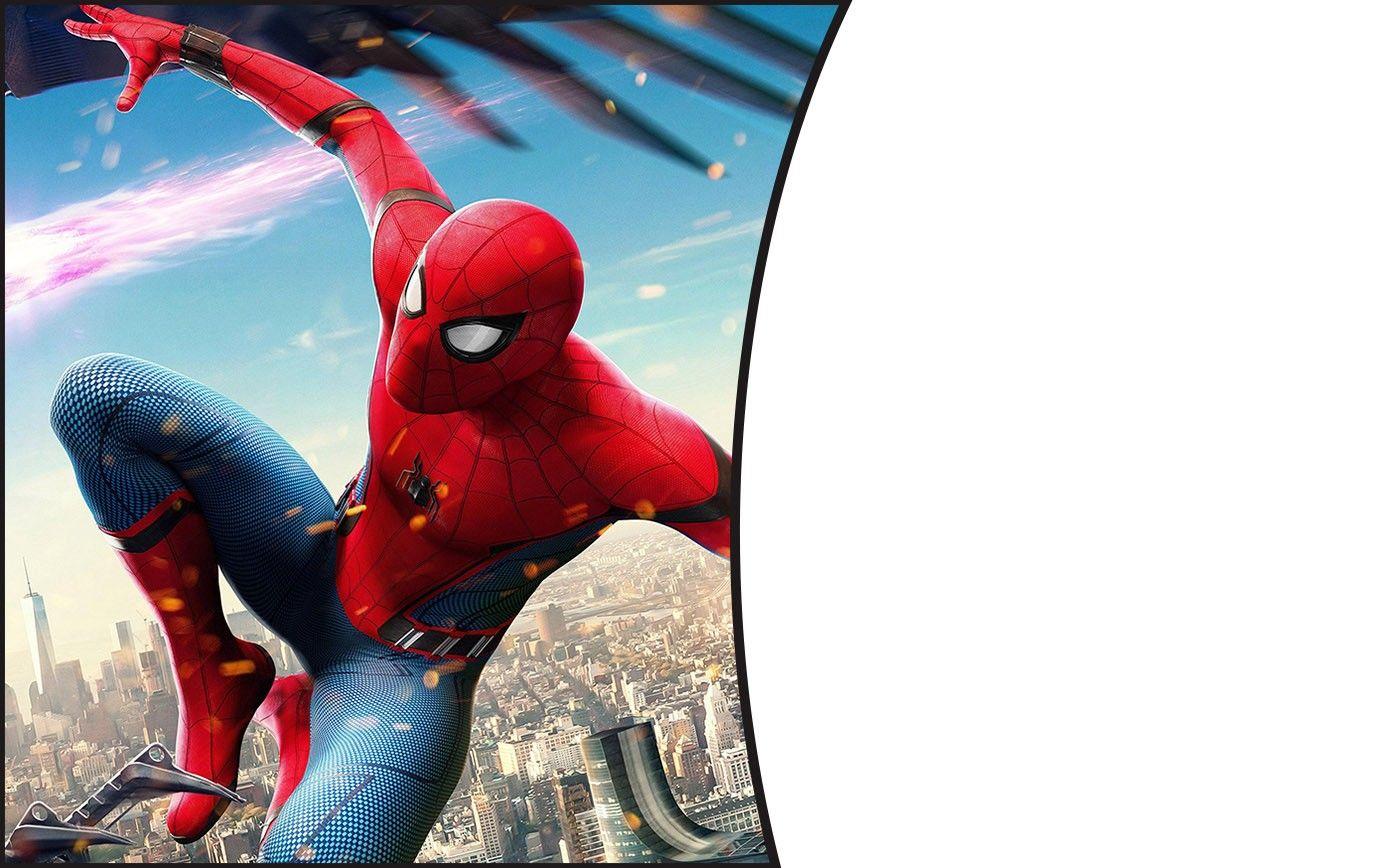 Printable Spiderman Invitation Template