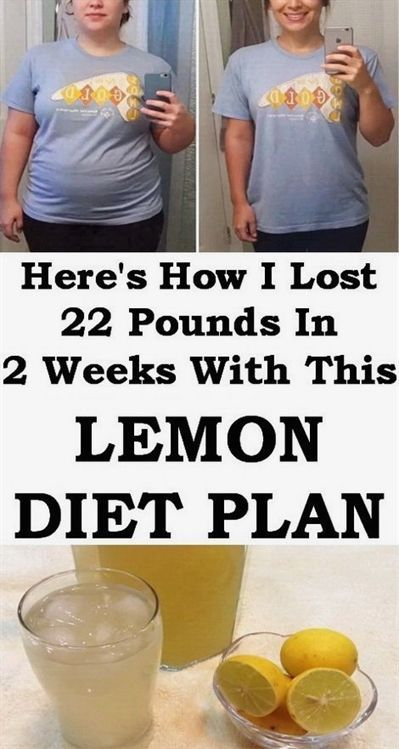 This lemon diet is the perfect thing for you if you like to lose some weight really quickly and effi...