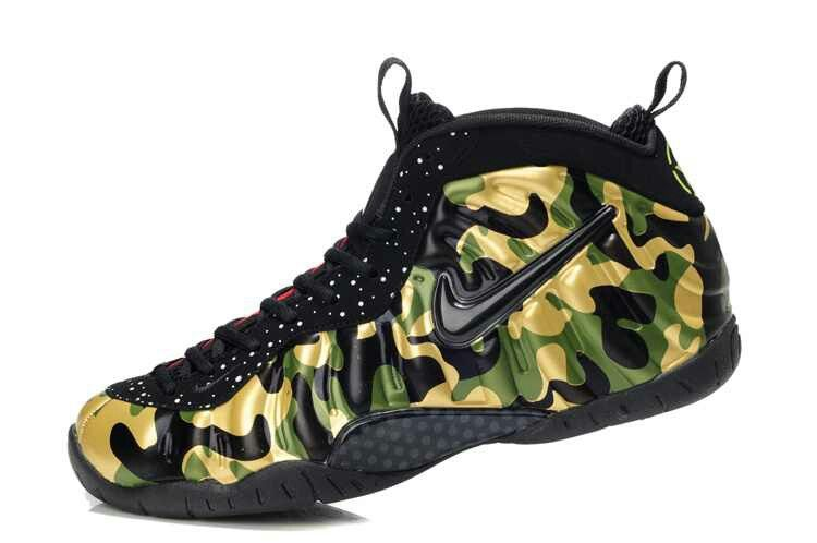 lowest price 1ef27 1d1bd Foamposite Camo. Have this really swaggy. | Sneaker Junkie ...