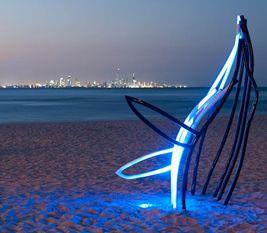 Swell Sculpture Festival, Queensland, Australia