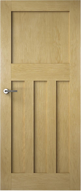 Premdor 1930s Shaker Oak Doors Doors Pinterest Oak Doors