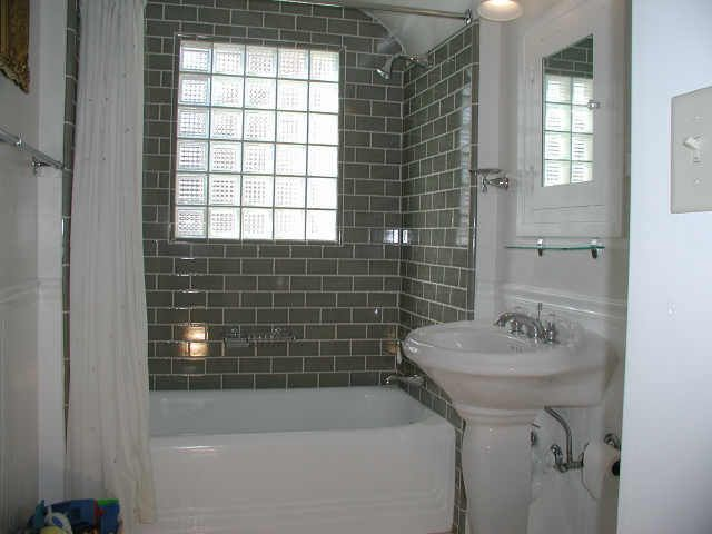 Bathroom Remodel Gray Tile 1950's small bathroom remodel ideas | upstairs bath: making some