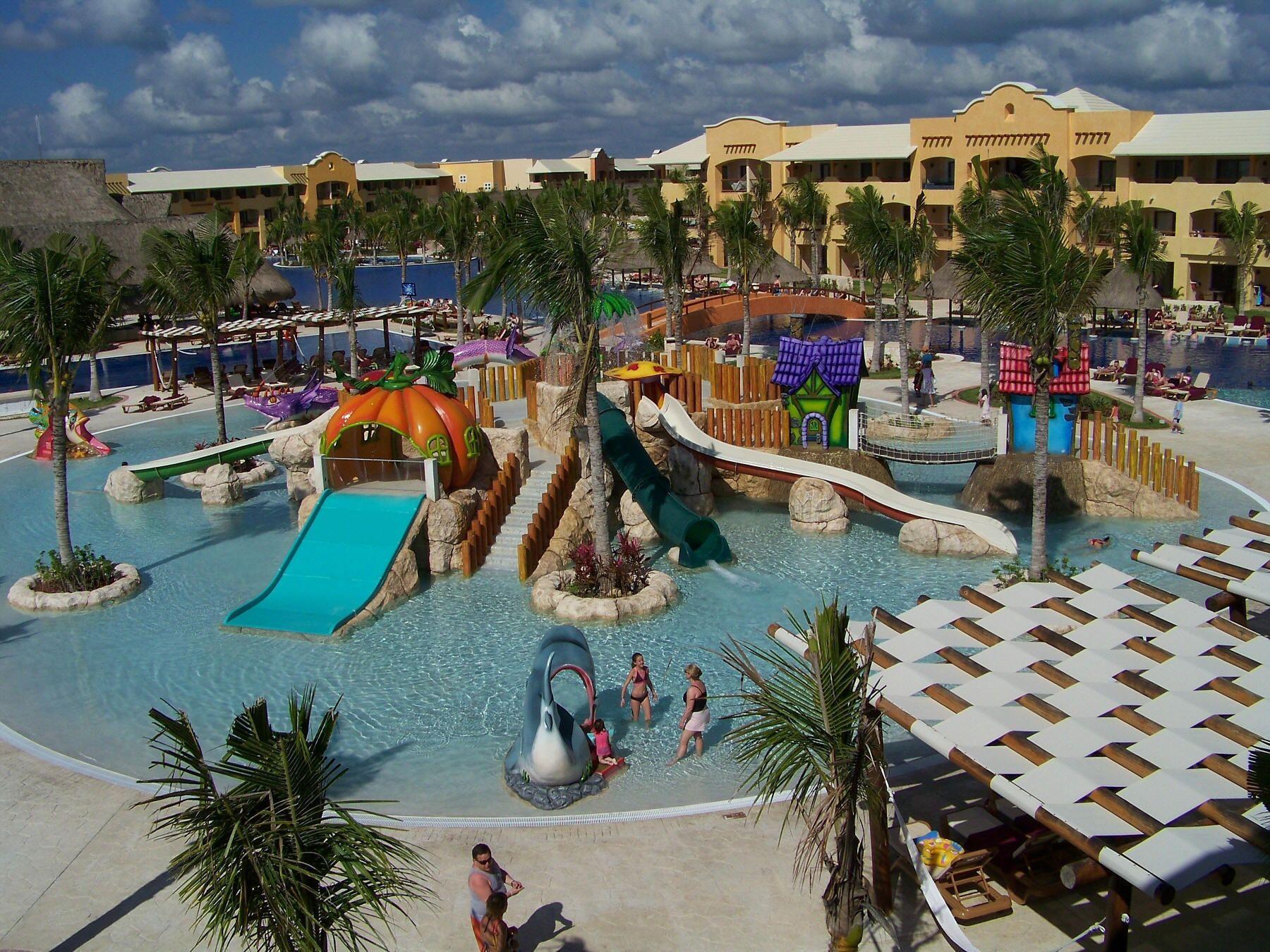 Barcelo Maya Palace  All Inclusive Resort Riviera Maya