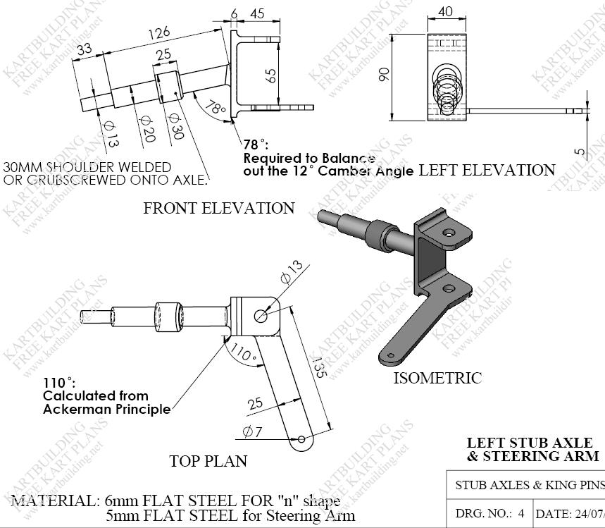 Construir kart casero de asfalto p gina 2 forocoches for Paginas para hacer planos