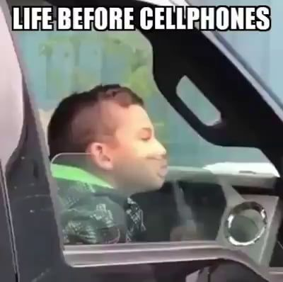 Life before smartphones
