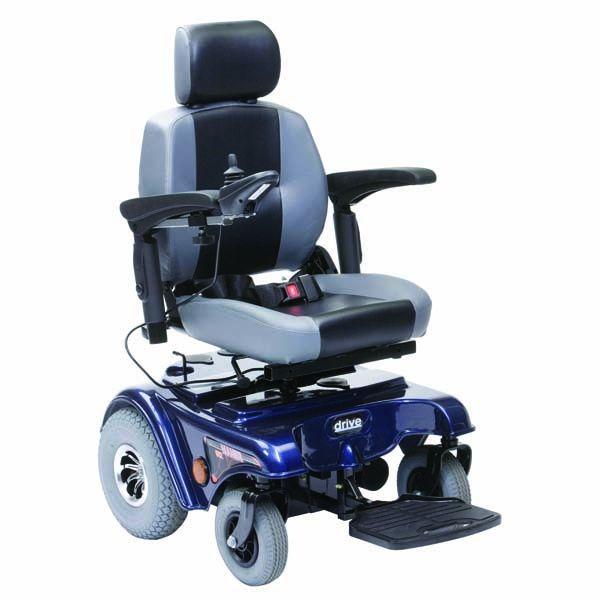 Sunfire General Mambo 512 Powerchair Powered Wheelchair Electric Wheelchair Wheelchair